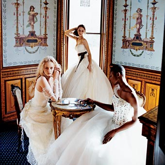 Vera Wang Bridal Fall 2012 - Fashion Features - Fashion