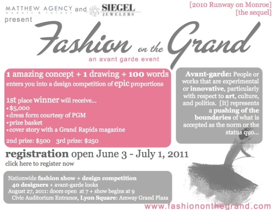 Fashion Design Competition